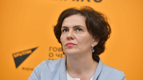 Эльвира Арсалия - Sputnik Абхазия