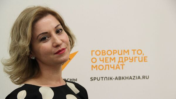 Мадина Чанба - Sputnik Аҧсны