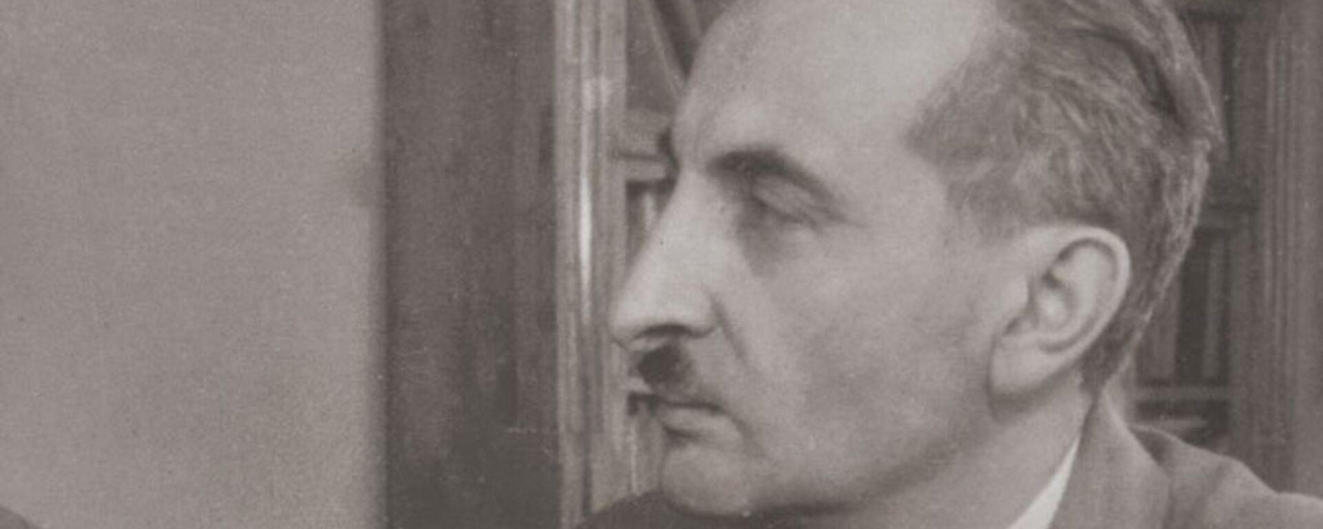 Аԥсны Жәлар рпоет Баграт Шьынқәба - Sputnik Аҧсны, 1920, 12.05.2021