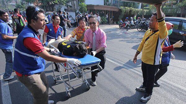 В Индонезии в результате теракта погибли девять человек - Sputnik Аҧсны