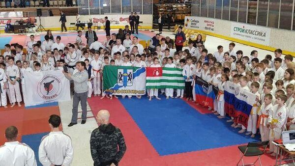 Каратисты из Абхазии завоевали медали на Кубке Азии - Sputnik Аҧсны