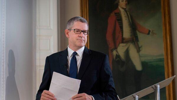 Генеральный директор британской спецслужбы MI5 Эндрю Паркер - Sputnik Аҧсны
