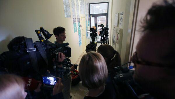 СБУ проводит обыск в офисе РИА Новости Украина - Sputnik Абхазия