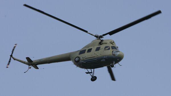 Авертолиот МИ-2 - Sputnik Аҧсны