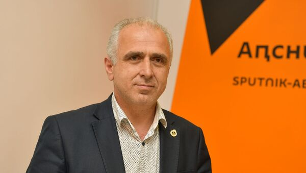 Давид Дасаниа  - Sputnik Аҧсны