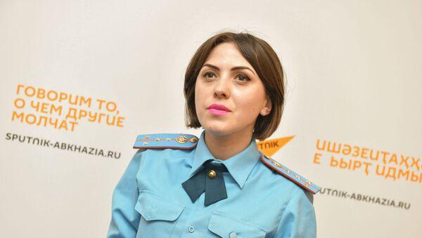 Лана Когония  - Sputnik Абхазия