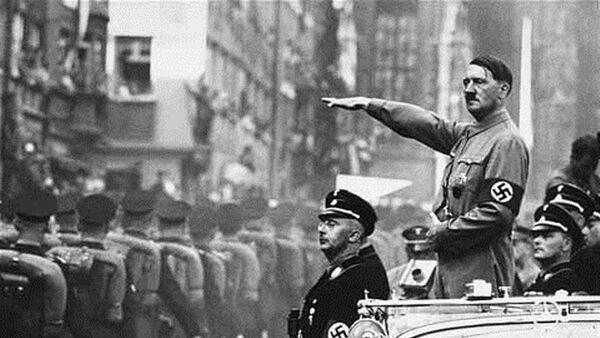 Адольф Гитлер - Sputnik Абхазия