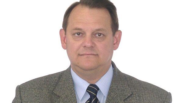 Владимир Беспалов - Sputnik Абхазия