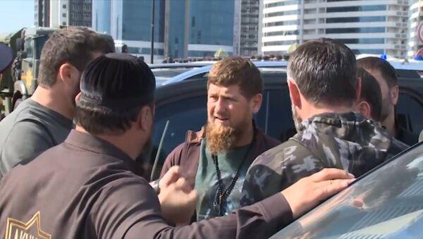 Кадыров о совершивших нападение на церковь в Чечне - Sputnik Абхазия