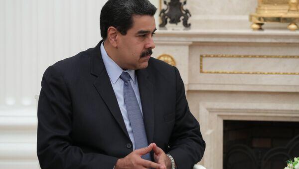 Встреча президента РФ В. Путина с президентом Венесуэлы Н. Мадуро - Sputnik Аҧсны