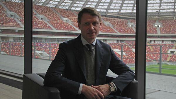 Олег Кононов: поговорил бы с Йоханом Кройфом, если бы он был жив - Sputnik Абхазия