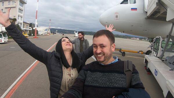Сказочный Сочи, встречай наши чемоданы! - Sputnik Абхазия
