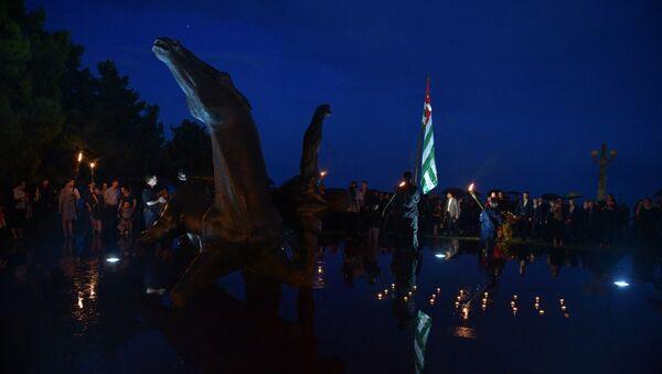 День памяти жертв Кавказской войны - Sputnik Абхазия