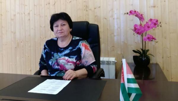 Рита Лолуа - Sputnik Абхазия