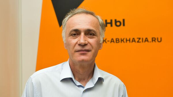 Роман Дбар - Sputnik Аҧсны