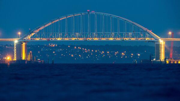Крымский мост через Керченский пролив - Sputnik Аҧсны