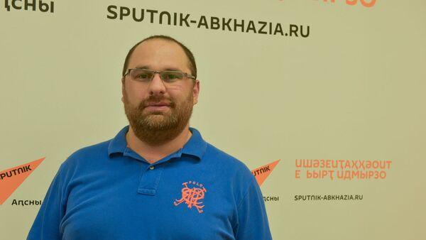 Алхас Каджая - Sputnik Аҧсны