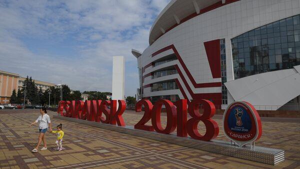 Строительство стадиона Мордовия Арена - Sputnik Абхазия