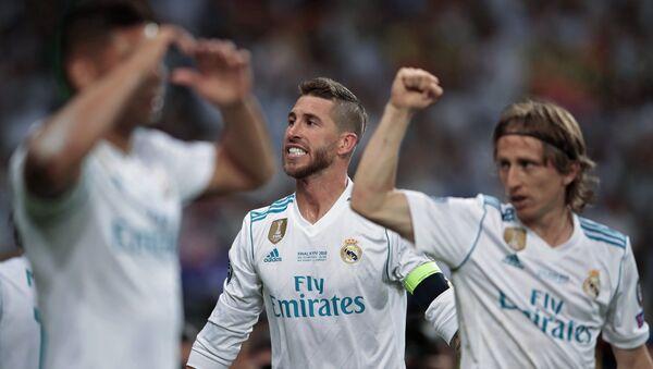 Футбол. Лига чемпионов. Финал. Матч Реал Мадрид - Ливерпуль - Sputnik Аҧсны