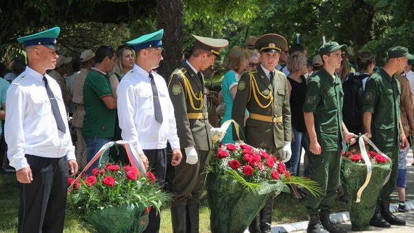 День пограничника - Sputnik Абхазия