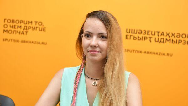 Алена Бардовская - Sputnik Абхазия