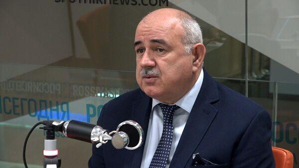 Дмитрий Медоев - Sputnik Абхазия
