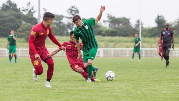 Матч между сборной Абхазии и сборной Тибета - Sputnik Аҧсны
