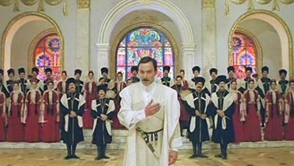 Стоп-кадр из фильма Пиры Валтасара, или Ночь со Сталиным - Sputnik Абхазия