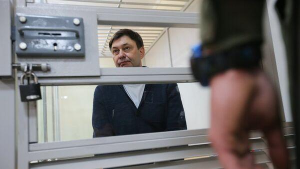 Рассмотрение апелляции по делу журналиста Кирилла Вышинского - Sputnik Абхазия