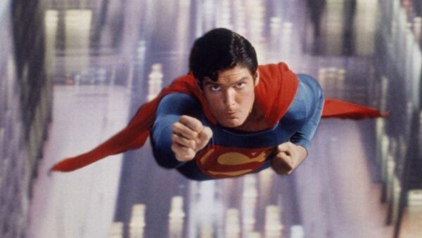 Кадр из фильма Супермен. Архивное фото - Sputnik Абхазия