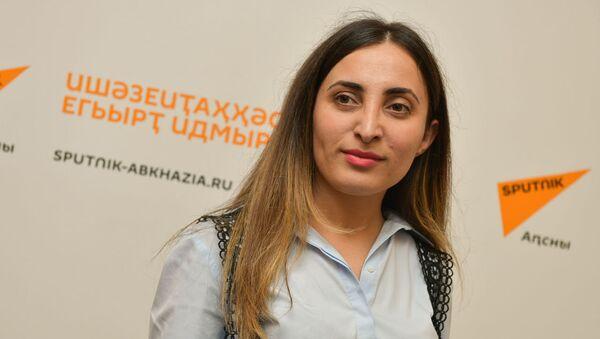 Милана Абшилава - Sputnik Аҧсны