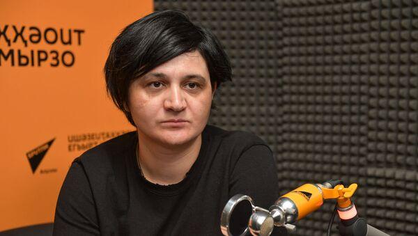 Мадина Аргун - Sputnik Аҧсны