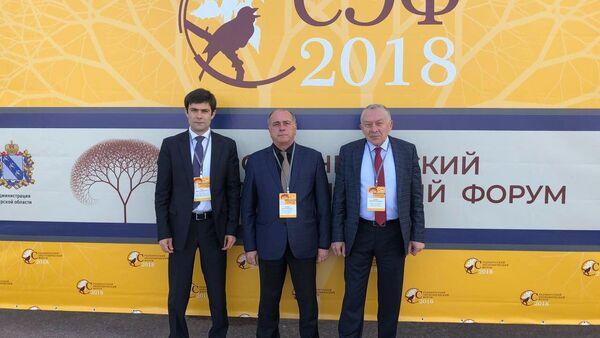 СЭФ 2018 - Sputnik Абхазия