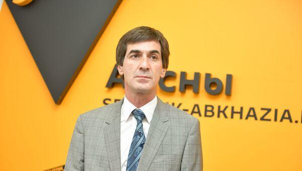Константин Пилия - Sputnik Абхазия