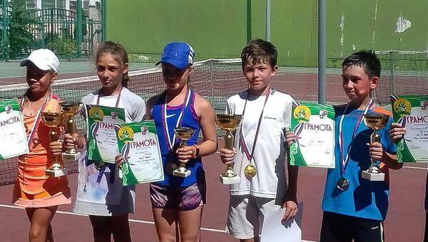 Турнир по теннису Российского Теннисного Тура Летний старт в Сочи - Sputnik Аҧсны