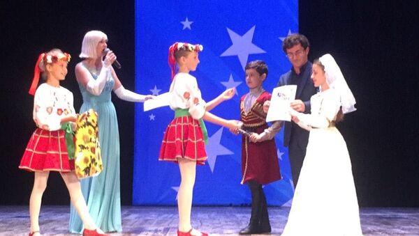 Ансамбль Абаза занял первое место на фестивале Планета звезд в Геленджике - Sputnik Аҧсны