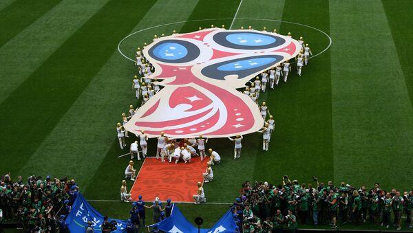 Церемония открытия чемпионата мира по футболу 2018 на стадионе Лужники - Sputnik Абхазия