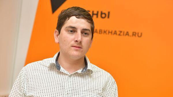Адамыр Гунба - Sputnik Аҧсны