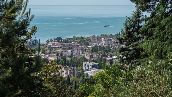 Города мира. Сухум - Sputnik Абхазия