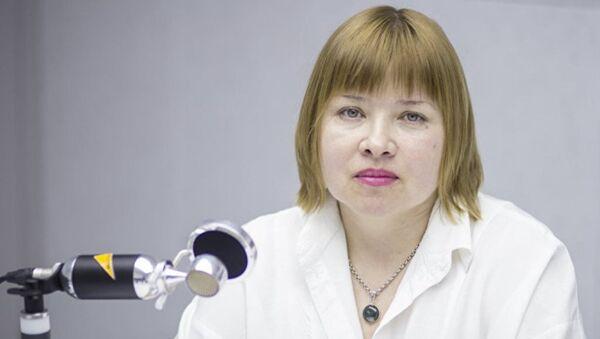 Галина Кирьякова  - Sputnik Абхазия