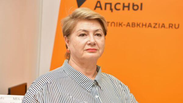 Лиана Ачба - Sputnik Аҧсны