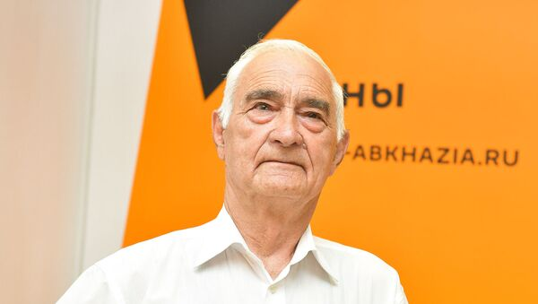 Анатолий Пилия - Sputnik Абхазия