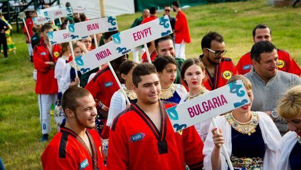 Открытие чемпионата Кореэш в Казани - Sputnik Абхазия