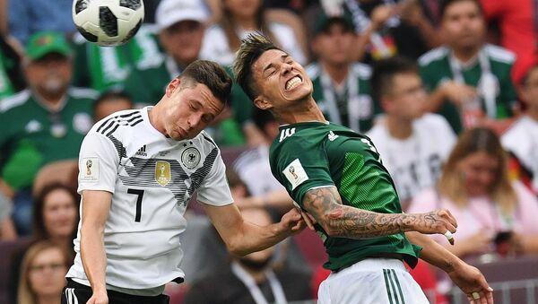 Футбол. ЧМ-2018. Матч Германия - Мексика - Sputnik Абхазия