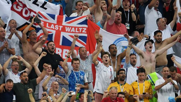 Футбол. ЧМ-2018. Матч Тунис - Англия - Sputnik Абхазия