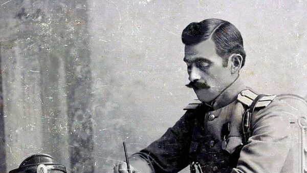 Георгий Иванович Мазниев - Sputnik Абхазия