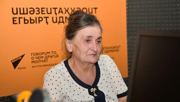 Белла Барциц - Sputnik Аҧсны