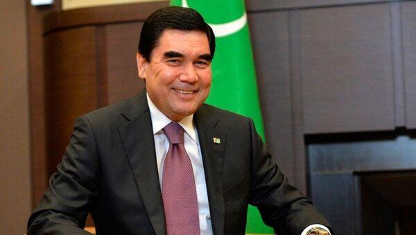 Президент Туркменистана Гурбангулы Бердымухамедов - Sputnik Абхазия