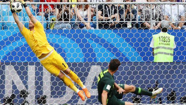 Футбол. ЧМ-2018. Матч Дания - Австралия - Sputnik Абхазия