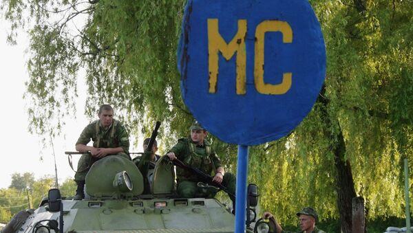 Российские миротворцы - Sputnik Абхазия